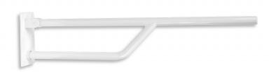 NOVASERVISÚchyt jednoduchý sklopný 826 mm bílý