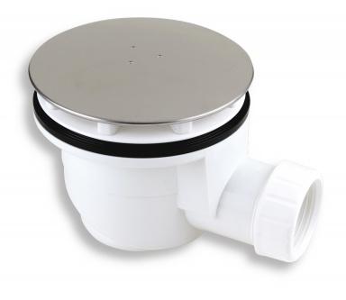 NOVASERVISSifon vaničkový 90/40 INOX plast