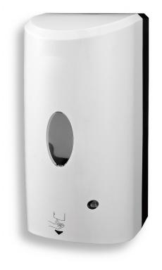 NOVASERVISAutomatický zásobník na tekuté mýdlo se senzorem, bat 1200 m