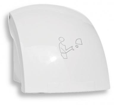 NOVASERVISElektrický senzorový osoušeč rukou, 1500 W, bílý