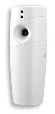 NOVASERVISAutomatický osvěžovač vzduchu, napájení na baterie, bílý