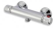NOVASERVIS Aquamat 2660/1,0 Termostatická sprchová baterie chrom, 150 mm