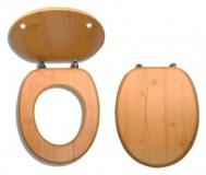 NOVASERVIS WC/BOROVICE Sedátko dýhované dřevo