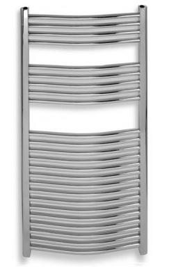 NOVASERVIS 600/1200,0 Otopné těleso oblé- chrom