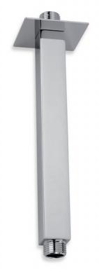NOVASERVIS RAM205,0 Rameno pevné sprchy ze stropu 200 mm chrom