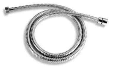 NOVASERVIS Metalia MET/155,0 Sprchová hadice kovová nepřekrucovací 150 cm chrom