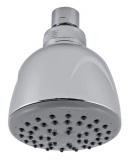 NOVASERVIS RUP/124,0 Pevná sprcha samočistící průměr 86 mm chrom