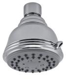 NOVASERVIS RUP/157,0 Pevná sprcha samočistící 3-polohová průměr 75 mm chrom