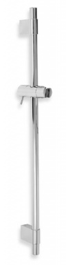 NOVASERVIS RAIL505,0 Posuvný držák sprchy celokovový chrom