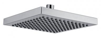 NOVASERVIS RUP/222,0 Pevná sprcha samočistící 200 x 200 mm chrom