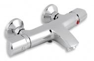 NOVASERVIS Metalia57 57921/1,0 Termostatická vanová baterie bez příslušenství, 150 mm